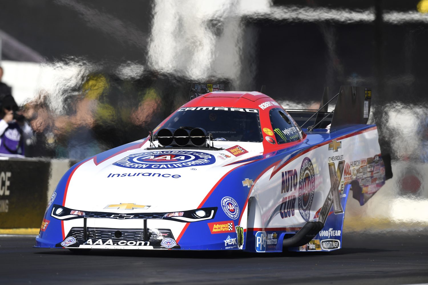 Baytown Texas The Nhra Mello Yello Drag Racing Series S To Royal Purple Raceway For 31st Annual Springnationals On April 20 22